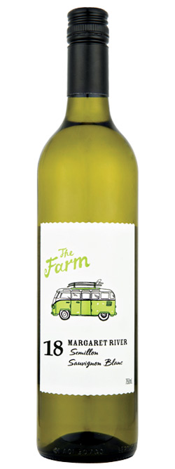 Watershed The Farm Margaret River Sauvignon Blanc Semillon 2018