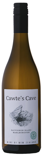 Rock Ferry Cawtes Cave Organic Marlborough Sauvignon Blanc 2016