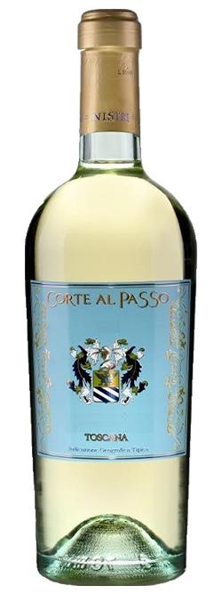 Corte Al Passo Chardonnay Bianco IGT Toscana 2017