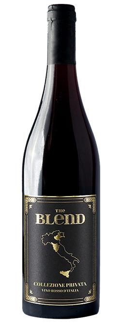 Riolite Vini Sangiovese Nero d'Avola e Corvina The Blend