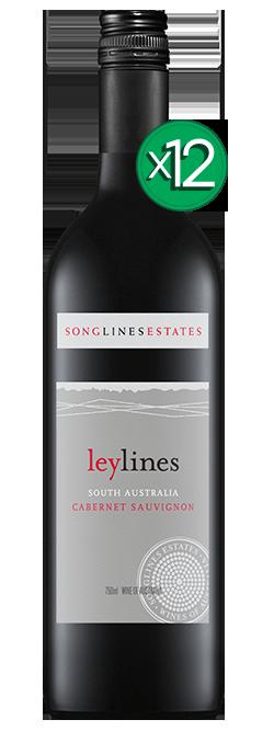 Songlines Estates Leylines Cabernet Sauvignon 2017 Dozen