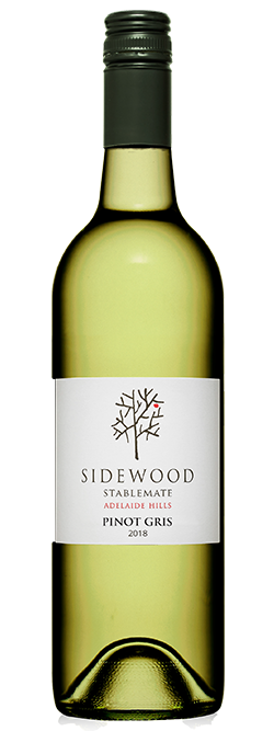 Sidewood Estate Stablemate Adelaide Hills Pinot Gris 2018