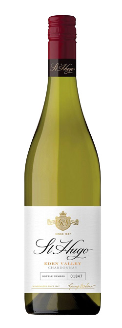 St Hugo Eden Valley Chardonnay 2018