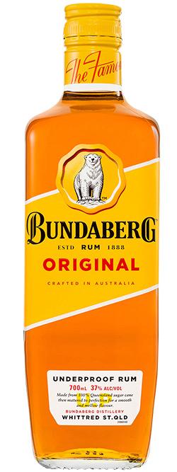 Bundaberg Rum UP 700ml