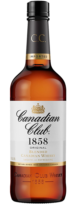 Canadian Club Whisky 700ml