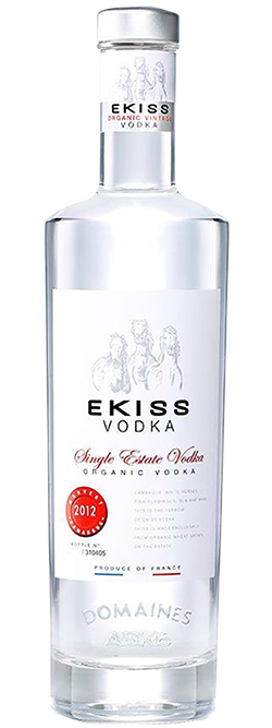 Ekiss Organic Vodka 700ml
