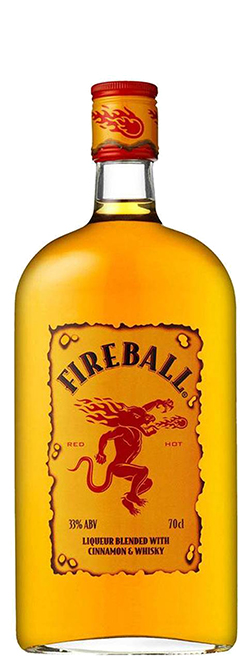 Fireball Cinnamon Whiskey 700ml