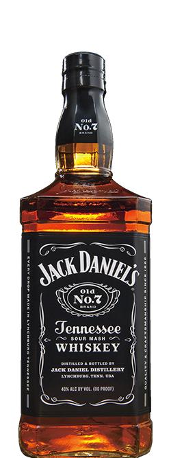 Jack Daniels Black Label 700ml