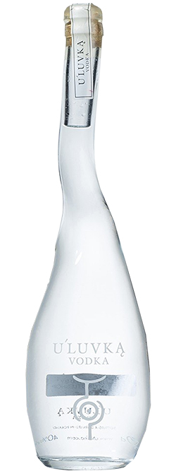 Uluvka Vodka 40% 700ml