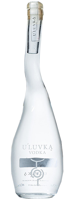 Uluvka Vodka 40% 700ml
