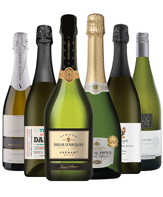 $99 Sparkling Mixed Dozen