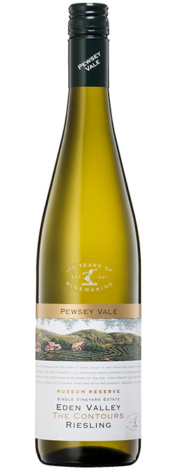 Pewsey Vale The Contours Eden Valley Riesling 2015