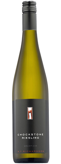 A.T. Richardson Wines Chockstone Grampians Riesling 2017
