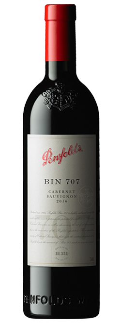 Penfolds Bin 707 South Australia Cabernet Sauvignon 2016