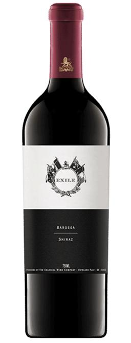 The Colonial Estate Exile Barossa Valley Shiraz 2010