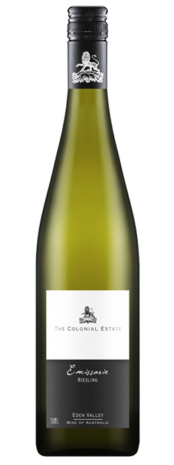 The Colonial Estate Emissaire Eden Valley Riesling 2017