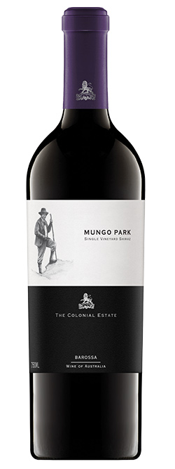 The Colonial Estate Mungo Park Single Vineyard Old Vine Barossa Valley Shiraz 2017