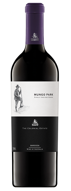 The Colonial Estate Mungo Park Single Vineyard Old Vine Barossa Valley Shiraz 2017