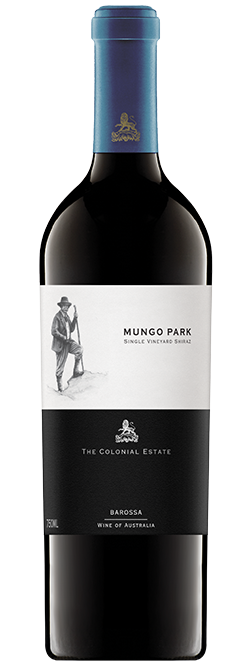 The Colonial Estate Mungo Park Single Vineyard Old Vine Barossa Valley Shiraz 2018