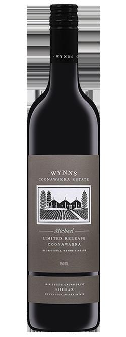 Wynns Michael Coonawarra Shiraz 2013