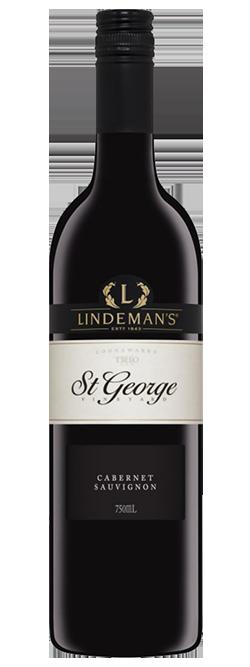 Lindemans St George Coonawarra Cabernet Sauvignon 2015