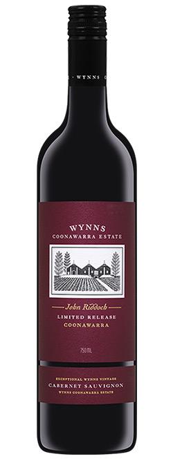 Wynns John Riddoch Coonawarra Cabernet Sauvignon 2015