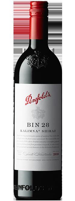 Penfolds Bin 28 Kalimna South Australia Shiraz 2016