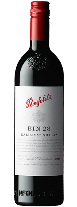 Penfolds Bin 28 Kalimna South Australia Shiraz 2016