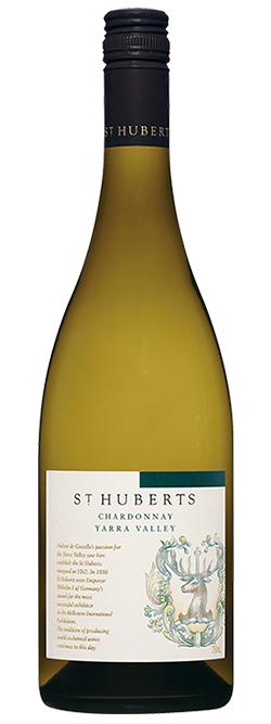 St Huberts Yarra Valley Chardonnay 2016