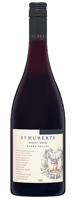 St Huberts Yarra Valley Pinot Noir 2016