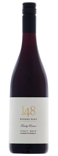 148 Browns Road Family Reserve Mornington Peninsula Pinot Noir 2017