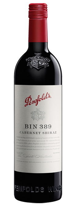 Penfolds Bin 389 South Australia Cabernet Shiraz 2016