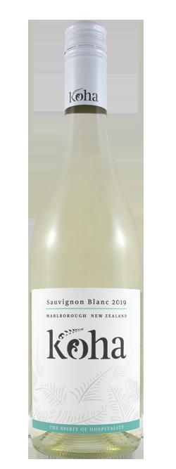 Koha Marlborough Sauvignon Blanc 2019