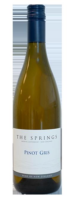 The Springs Waipara Pinot Gris 2020