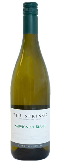 The Springs Waipara Sauvignon Blanc 2020