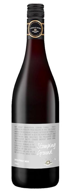Tyrrells Wines Stomping Ground Hunter Valley Pinot Noir 2015