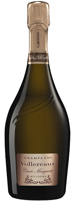 Vollereaux Champagne Cuvee Marguerite Brut 2008