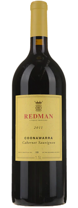 Redman Coonawarra Cabernet Sauvignon 2011 Magnum