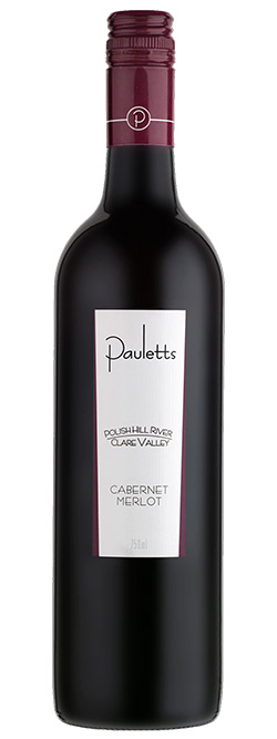 Pauletts Polish Hill River Clare Valley Cabernet Merlot 2014