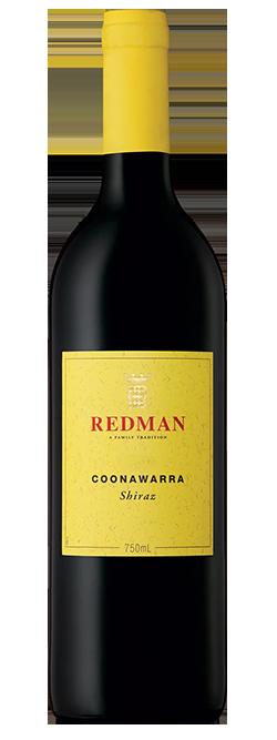 Redman Coonawarra Shiraz 2014