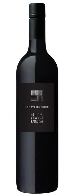 Shottesbrooke Reserve Series Eliza McLaren Vale Shiraz 2014