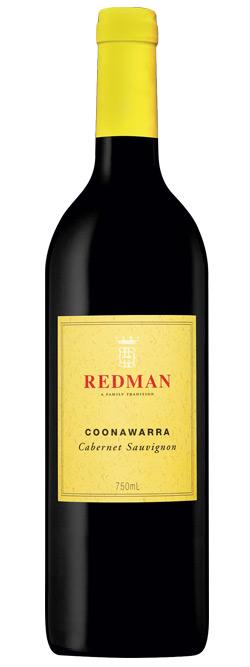 Redman Coonawarra Cabernet Sauvignon 2015
