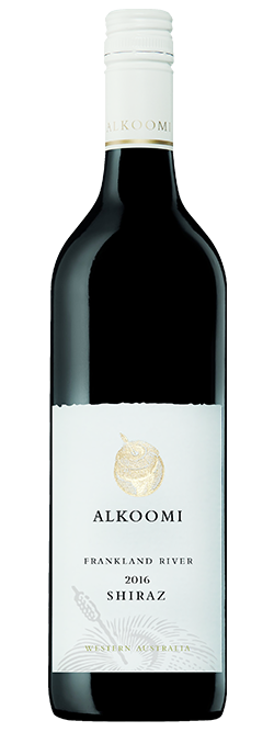 Alkoomi White Label Frankland River Shiraz 2016