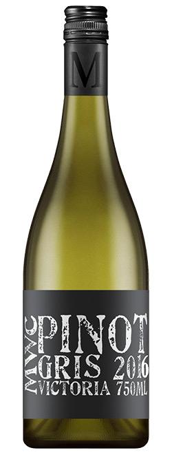 McPherson MWC Victorian Pinot Gris 2016