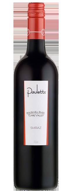 Pauletts Polish Hill River Clare Valley Shiraz 2016