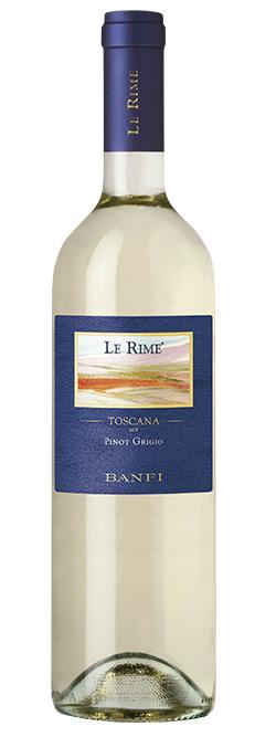 Banfi Le Rime Toscana IGT Pinot Grigio 2017