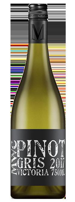 McPherson MWC Victorian Pinot Gris 2017