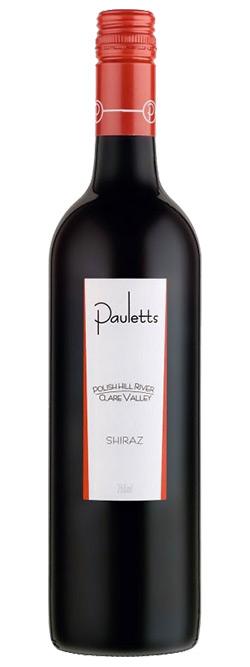 Pauletts Polish Hill River Clare Valley Shiraz 2017