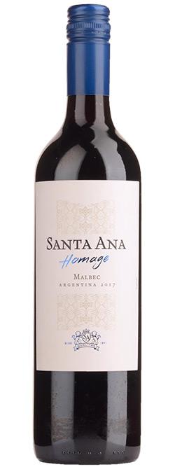 Santa Ana Homage Argentina Malbec 2017