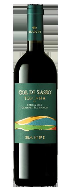 Banfi Col di Sasso Toscana IGT Sangiovese Cabernet Sauvignon 2018
